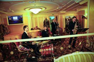 джаз на встрече гостей