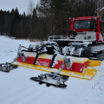 готовим лыжню