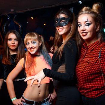 рок вечеринка — середина праздника