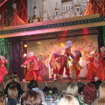 танцевальная шоу программа