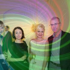 фото с элементами световых эффектов