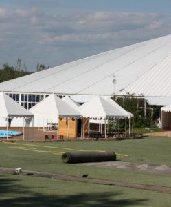 огромный шатер на природе до 800 человек