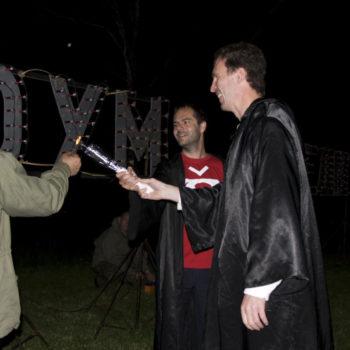 а вот и Бэтмен