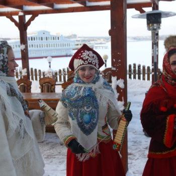 Русские красавицы