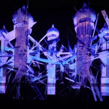 3D-projection-mapping