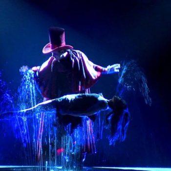 магическое шоу