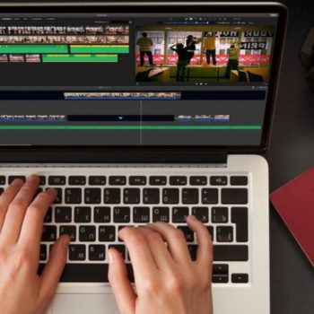 видеомонтаж дело не простое