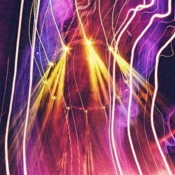 лазерное шоу Хаос и Порядок