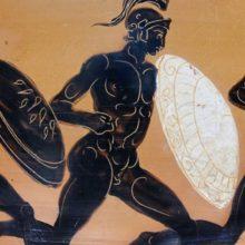 командные игры в древней Греции