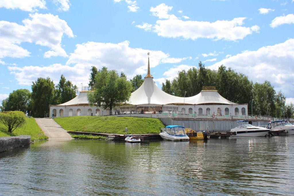 """Клуб """"Водник"""" на севере Москвы"""