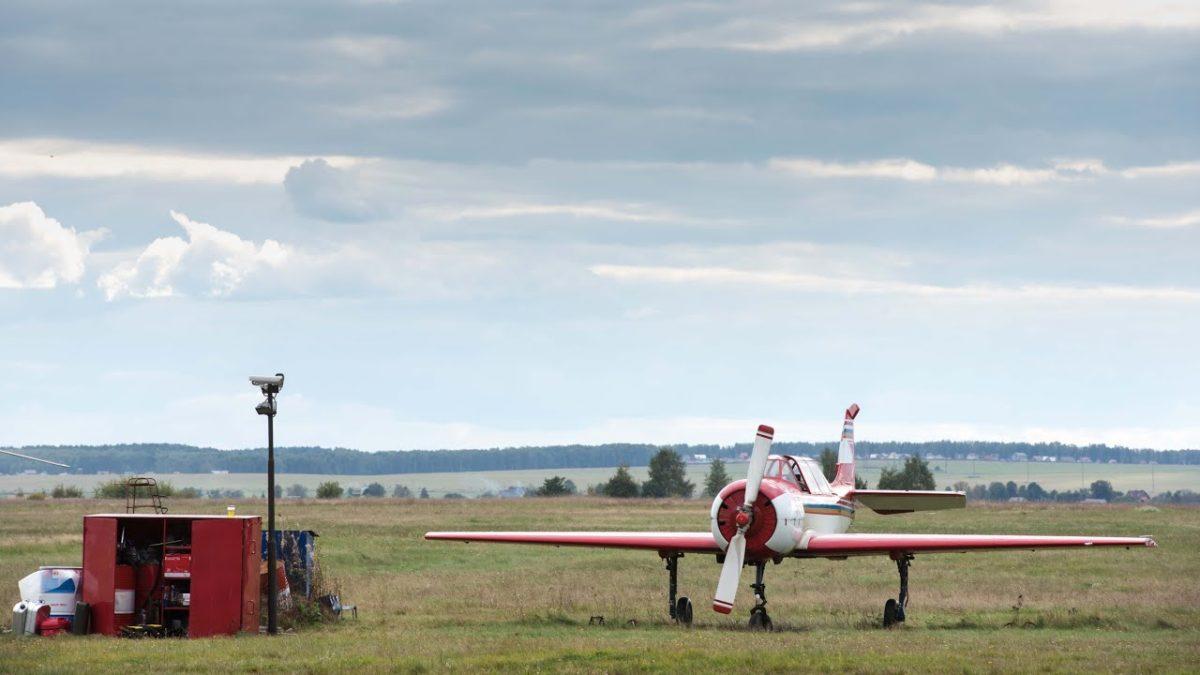 Полеты на самолетах в Дракино