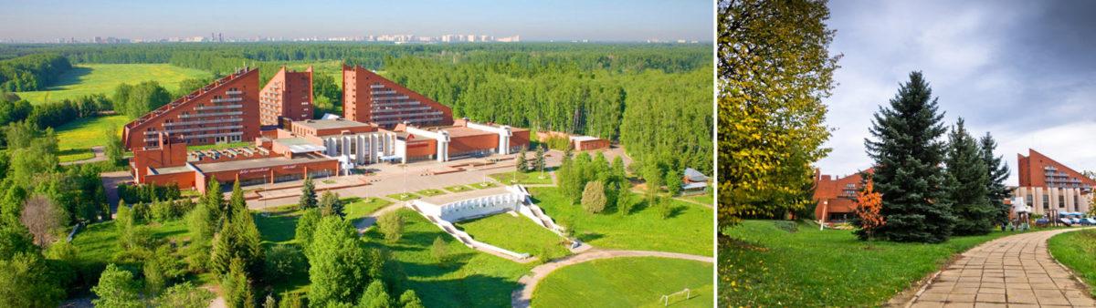 Стадион в отеле Олимпиец