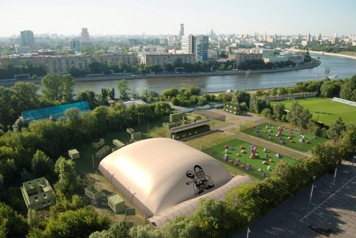 Пейнтбольный клуб в Москве