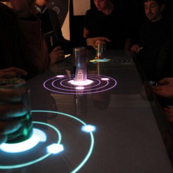 Новогодний интерактивный бар