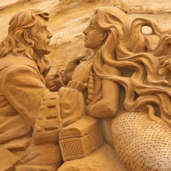 песочные шедевры