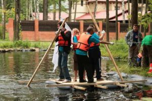 упражнение болото