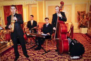 джаз на празднике