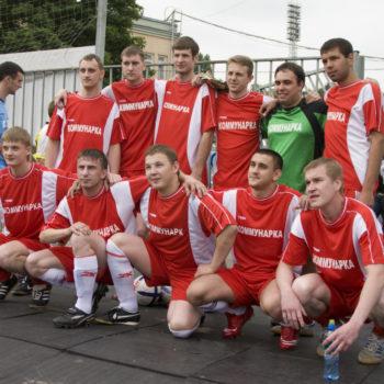 команда перед матчем
