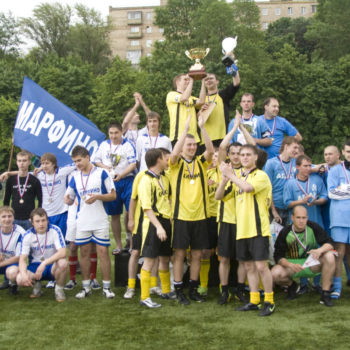 команда победитель турнира