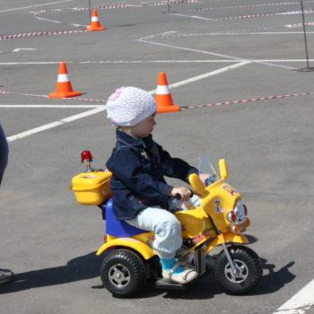 автодром для самых маленьких