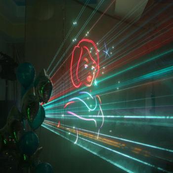 голографическая проекция
