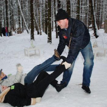 похищение Снегурочек