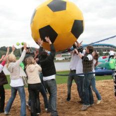 активные игры День Семьи