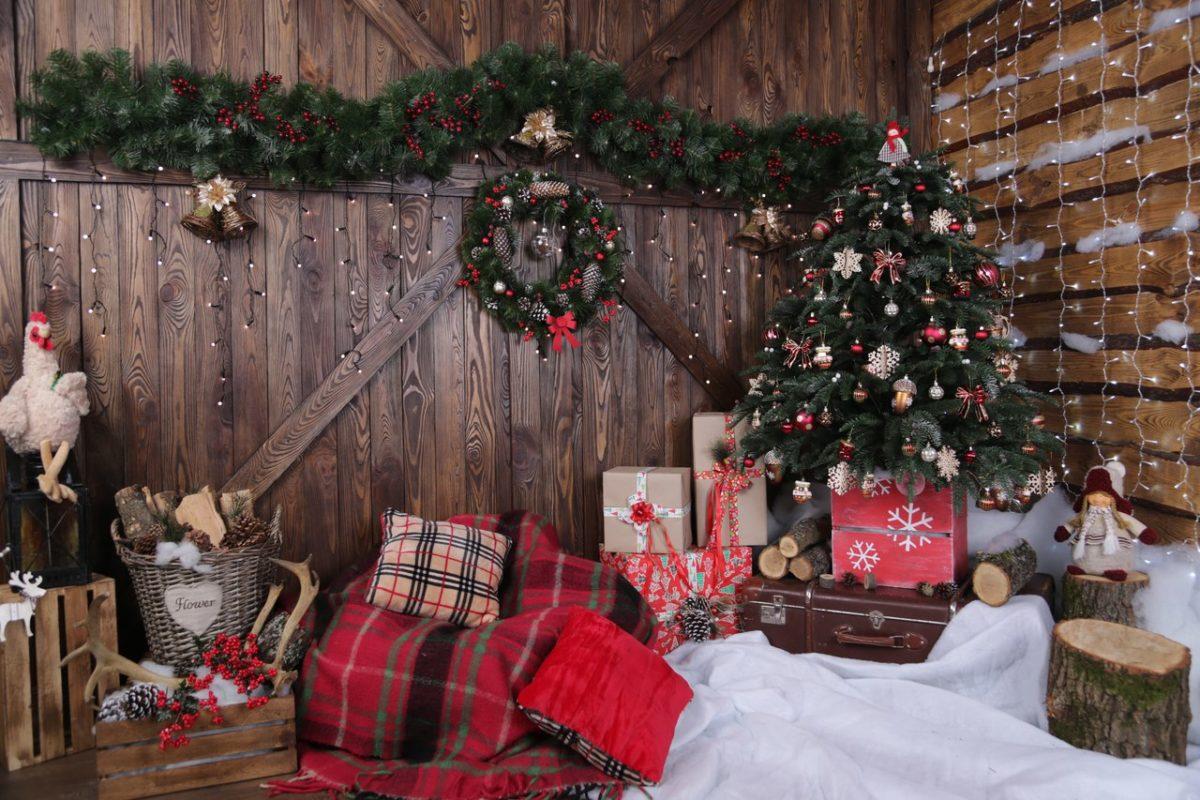 ампельная сделать новогодний фон для фотосессии дома уверенностью
