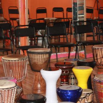 барабанов много, у каждого свое звучание