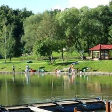 Рыболовный-Клуб в Подмосковье
