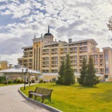 Отель в подмосковье — M'Istra'L Hotel & SPА