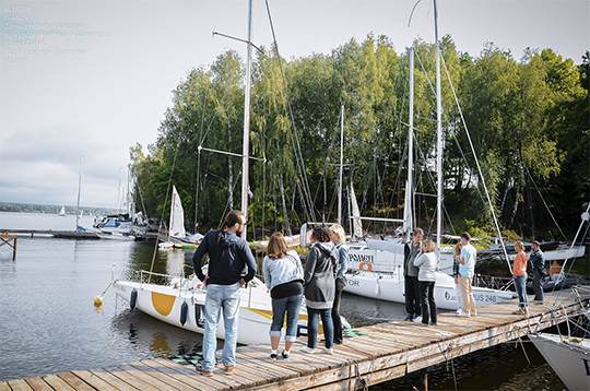 Мероприятия яхт клубов москвы мма клубы москвы