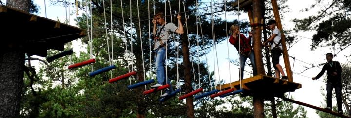Детский Парк Приключений